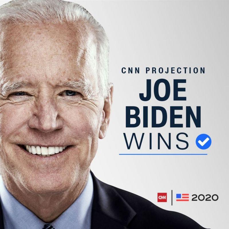 AP, NBC şi CNN - Joe Biden a câștigat alegerile și a devenit al 46-lea președinte al Statelor Unite